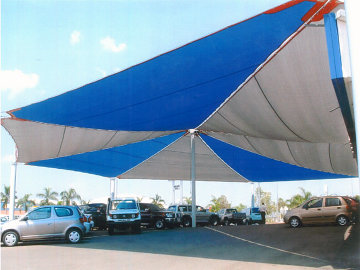 Architectural Shade Structures